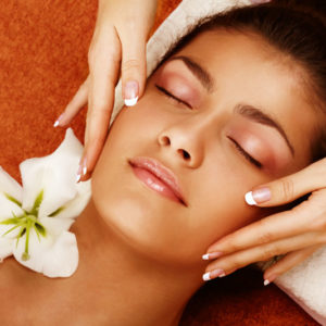 custom santa barbara facial relaxing top spa facial