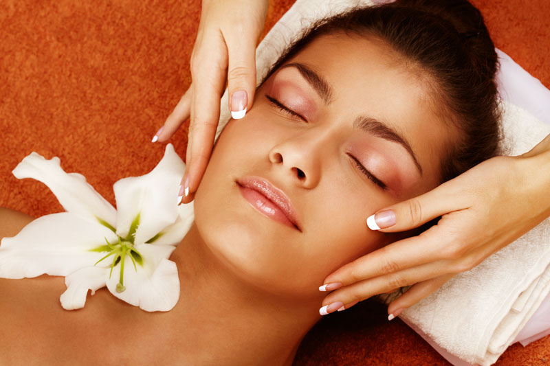 Custom Santa Barbara Facial Relaxing Top Spa Facial The Santa Barbara Spa