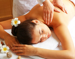 Deep Tissue Massage in Santa Barbara Spa