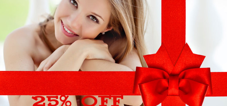 Santa Barbara Spa Offers 25% OFF ALL SPA SERVICES 2015
